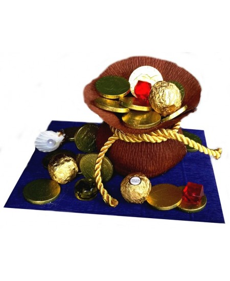 Сладкий подарок - Сокровища старого пирата