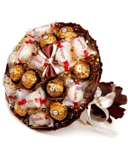 Букет из конфет  Вирджин