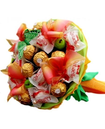 """Букет из конфет - """"Альфетта"""