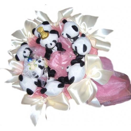 Свадьба панды