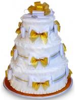 Торт Золотистый