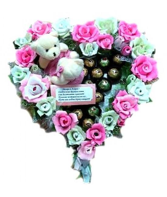 Романтика цветов