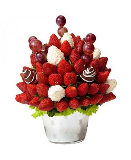 Букет из фруктов Обольщение