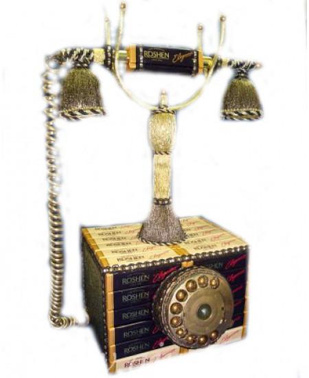 Арт-букет Телефон