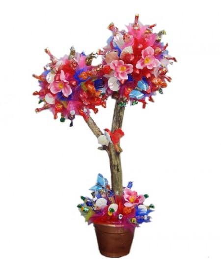 Букет из конфет  Театр цветов