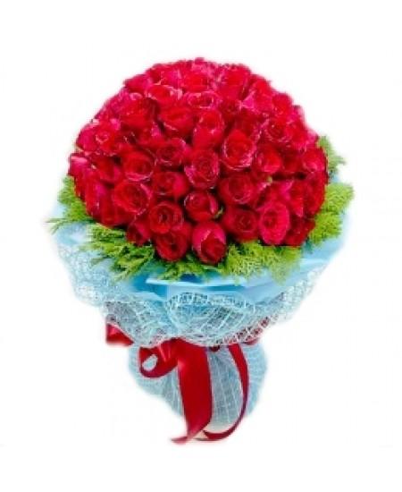 Букет из цветов  Совершенный