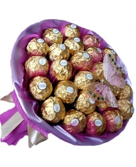 Букет из конфет - Сюита