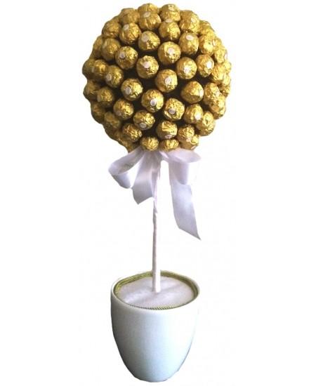 Букет из конфет - Топиарий Ферреро