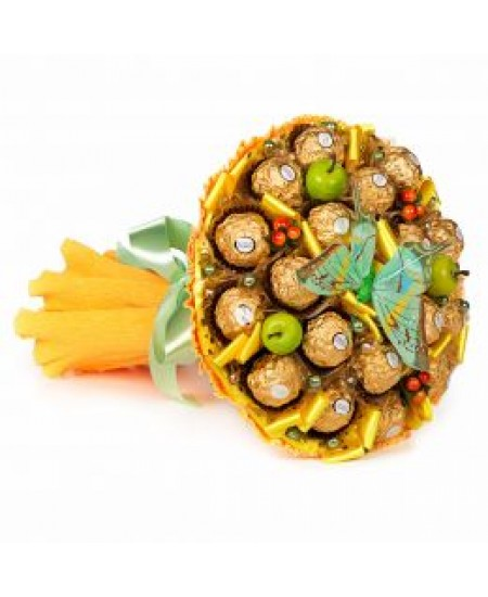 Букет из конфет - Прима