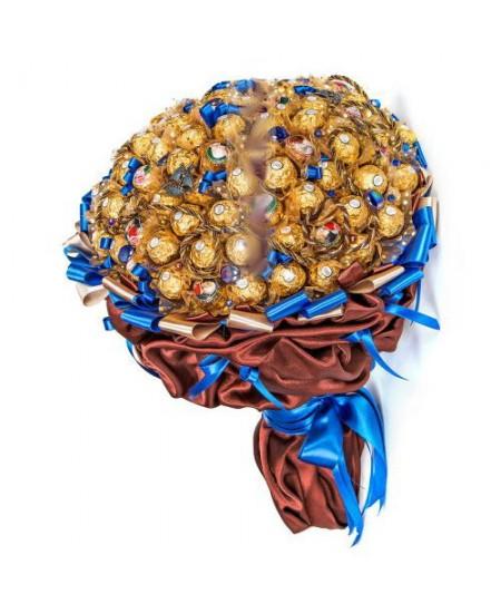 Букет из конфет  Джентельмен