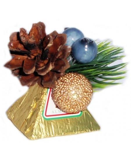 Шоколадный сувенир Кокетка