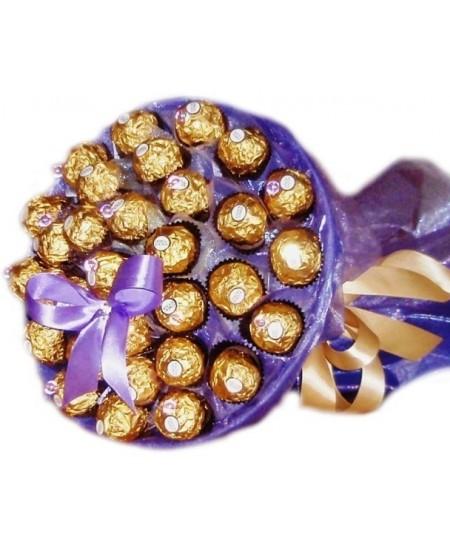 Букет из конфет Нимфа- Срочная доставка в Москве