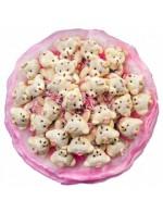 Райские мишки в розовом