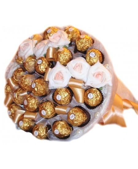 Букет из конфет -  Эльф