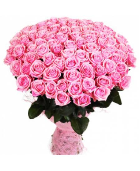 Букет из цветов Очарование