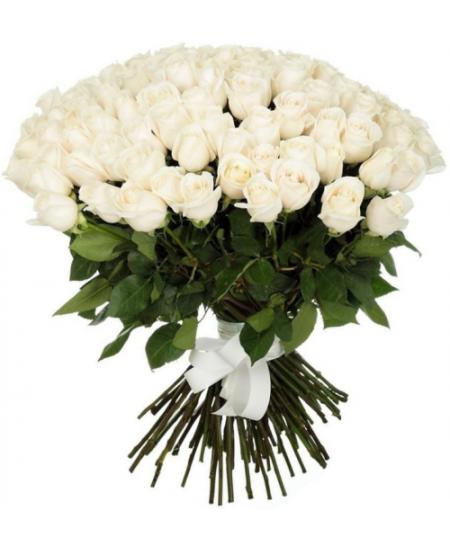 Букет из цветов Кружево