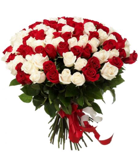 Букет из цветов Идиллия