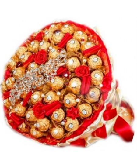 Букет из конфет  Мадам