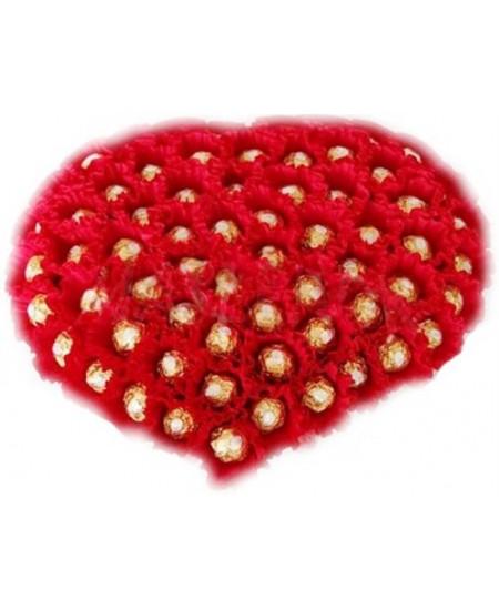 Букет из конфет  От всего горячего сердца