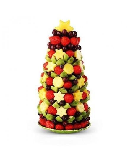 Букет из фруктов Фруктовая елочка