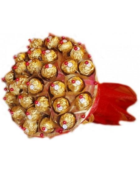 Букет из конфет  Муар