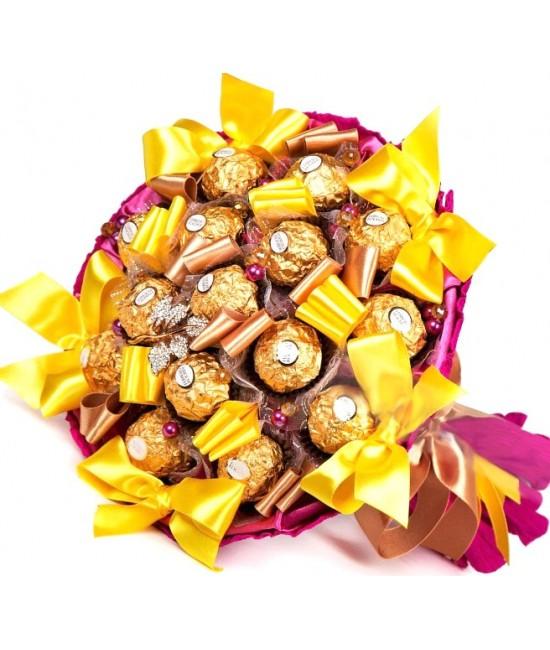 Букет из конфет Афина