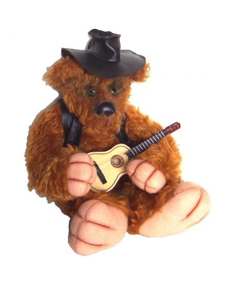 Мишки Тедди Американский музыкант