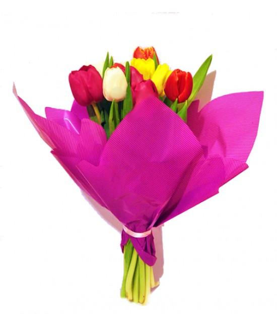 Фея-тюльпаны