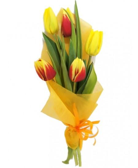 Букет из цветов Ароматный