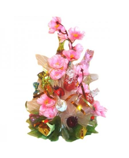 Букет из конфет  Цветущая сакура