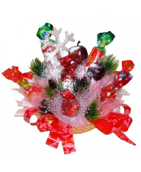 Букет из конфет  Метелица