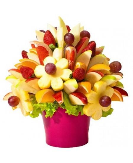 Букет из фруктов Мозаика