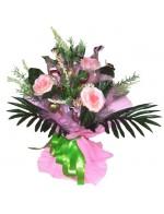 Розовый Арабеск