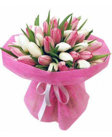 Букет из цветов  Селена