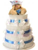 Торт Голубые сны
